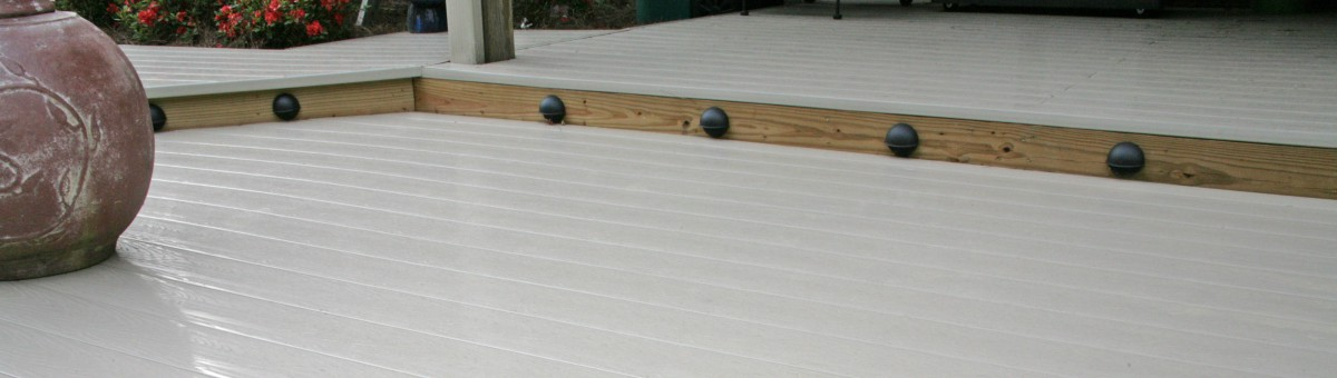Vinyl Deck: Beautiful Decking without the Hassle