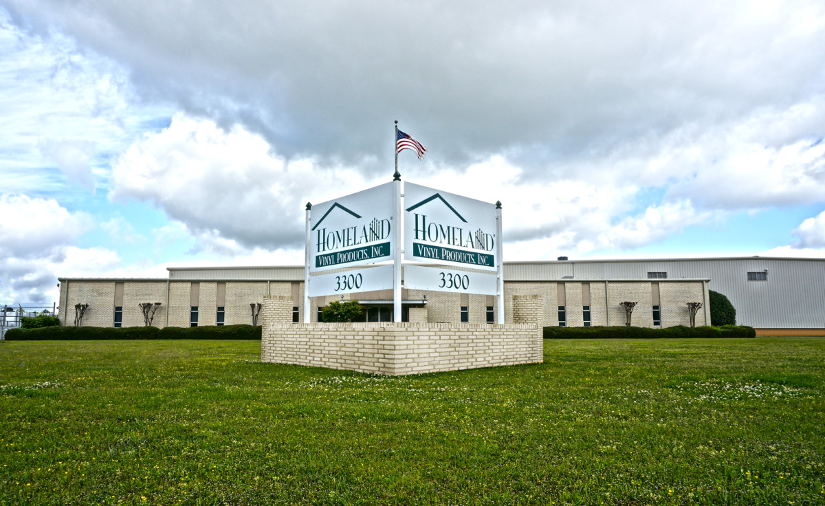 About Homeland Vinyl Products, Inc.