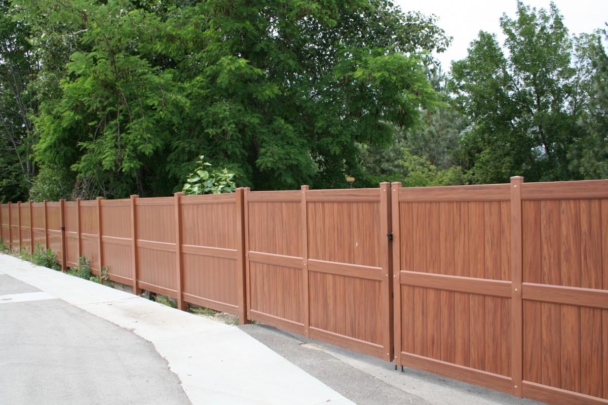 Vinyl Fence Beautiful And Long Lasting Fences