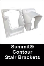 ContourStairBrackets