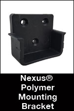 NexusPolymerMountingBracket